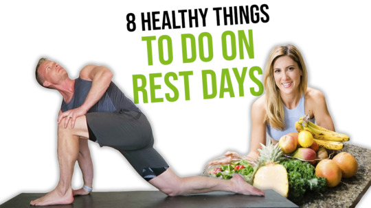 What To Do On Rest Days From The Gym