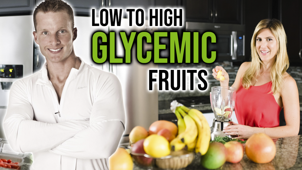 Glycemic Index Of Fruits Low To High