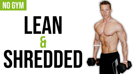 Full Body Dumbbell Workout At Home To Get Lean