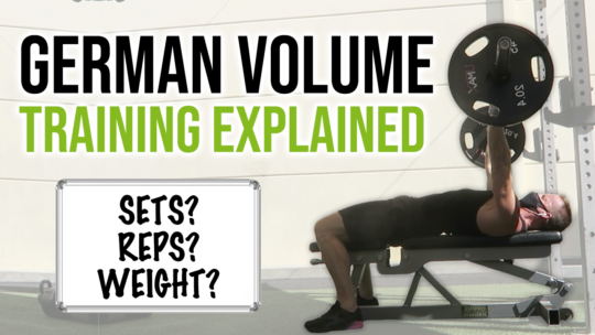 Does German Volume Training Work For Muscle Building?