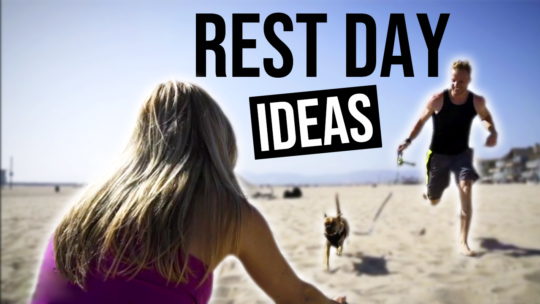 What To Do On An Active Rest Day