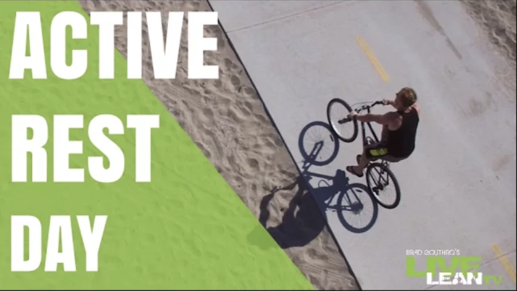 How To Take An Active Rest Day | Rest Day Activities