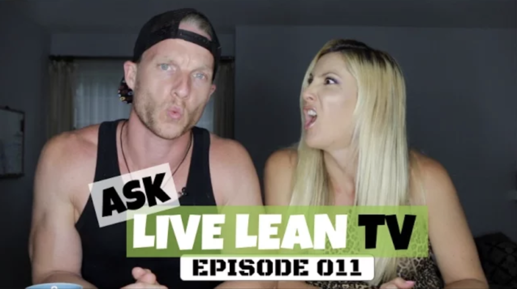 1 Rep Max, Cheat Meal Recovery, Fav Books | #AskLiveLeanTV Ep. 011 | LiveLeanTV