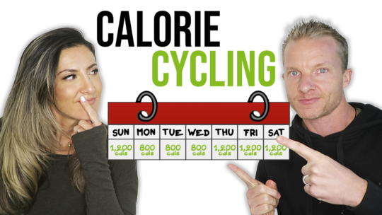 Calorie Cycling For Quick Weight Loss