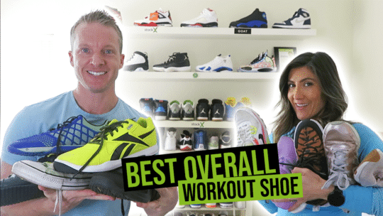 What Are The Overall Best Workout Sneakers?