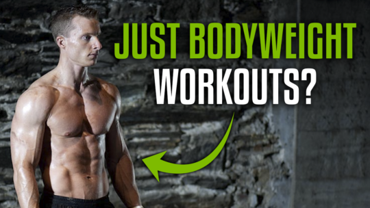 Can You Build A Muscular Physique With Only Bodyweight Home Workouts?