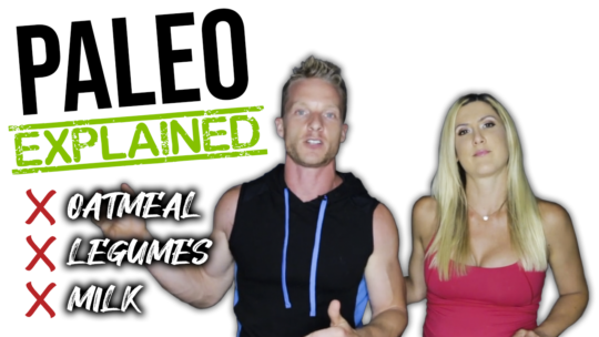 Why The Paleo Diet Does Not Include Oats, Beans, And Dairy
