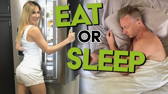 What To Do If You Are Always Hungry Before Bed