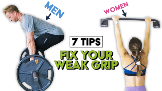 How To Improve Grip Strength For Weight Lifting