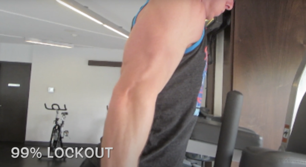 How To Do Dips Correctly For Beginners