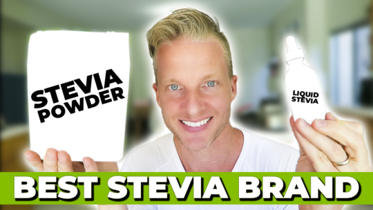 The Healthiest Stevia Sweetener Brand To Replace Sugar