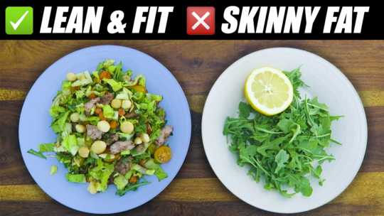 How To Make Salads For Weight Loss