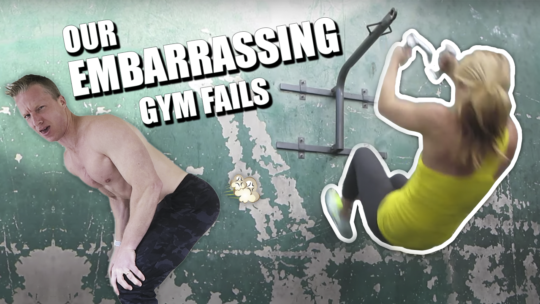 Our Most Embarrassing Gym Stories