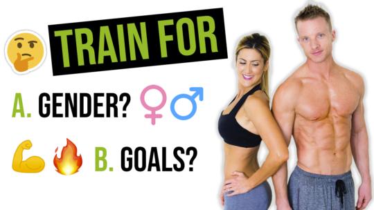 Should Women Workout The Same As Men?