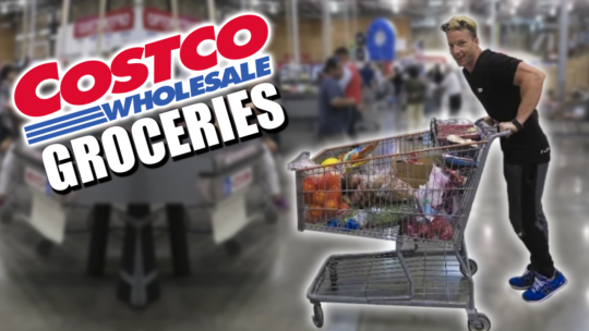How We Shop For Groceries At Costco