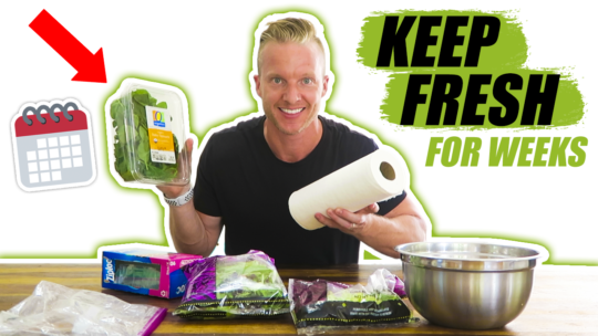 5 Ways To Keep Salad Greens Fresh Longer In The Fridge