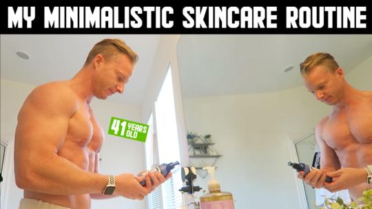 My Very Simple Skincare Routine