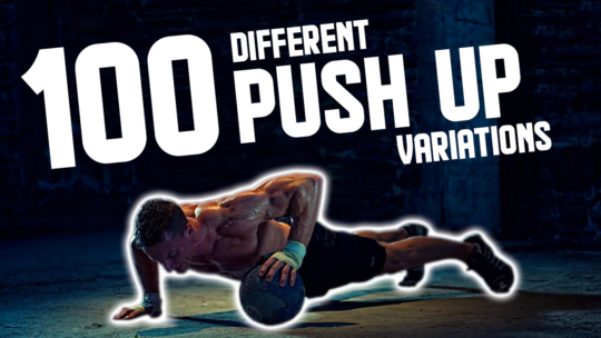 100 Push Up Variations For Chest, Triceps, And Shoulders